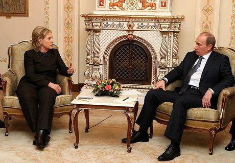 Dieu gi cho don Putin neu Hillary Clinton tro thanh Tong thong? - Anh 1