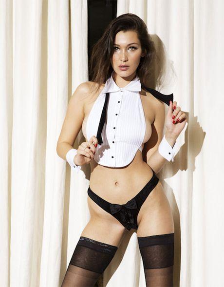 Bi mat sau duong cong 2 hot girl sexy nhat Hollywood - Anh 2