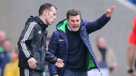 Wolfsburg sa thai HLV Dieter Hecking - Anh 1