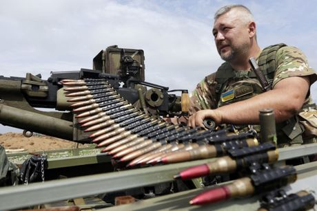 Ukraine muon che tao vu khi moi: Van de 'dau tien'? - Anh 1