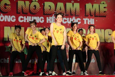 Bung no dam me cung sinh vien Truong DH Sai Gon - Anh 5