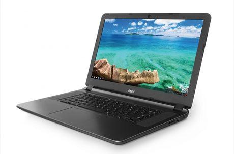 Acer ra mat Chromebook 15 the he thu 2 - Anh 1