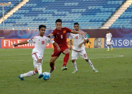 Xem lai chum anh Ho Minh Di na dai bac, Viet Nam cam hoa UAE o VCK U19 chau A - Anh 3