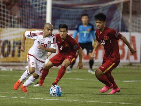 Xem lai chum anh Ho Minh Di na dai bac, Viet Nam cam hoa UAE o VCK U19 chau A - Anh 6