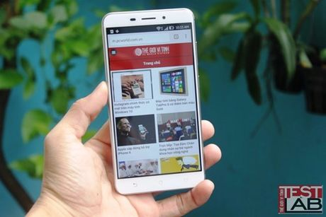 Danh gia smartphone Asus ZenFone 3 Laser - Anh 1
