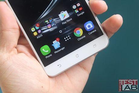 Danh gia smartphone Asus ZenFone 3 Laser - Anh 2