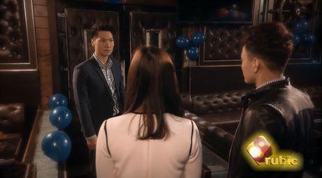 Zippo, Mu tat va Em: Huy (Hong Dang) - Son (Manh Truong) se danh mat tinh ban tu day? - Anh 1