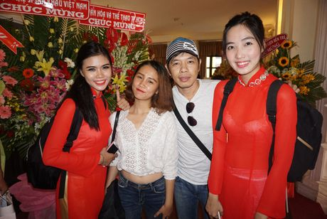Viet Huong bat khoc trong ngay hoi ngo thay co - Anh 2
