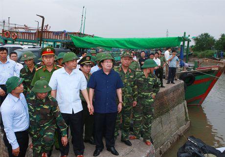 Bao so 7 de doa Quang Ninh, Hai Phong - Anh 1