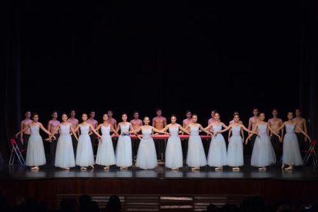 "Tai dien chuong trinh ""Ballet voi Tchaikovsky va Ravel"" - Anh 1"