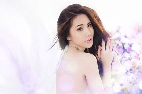 Thong tin chinh xac chuyen Thuy Tien mang bau lan 2 - Anh 2
