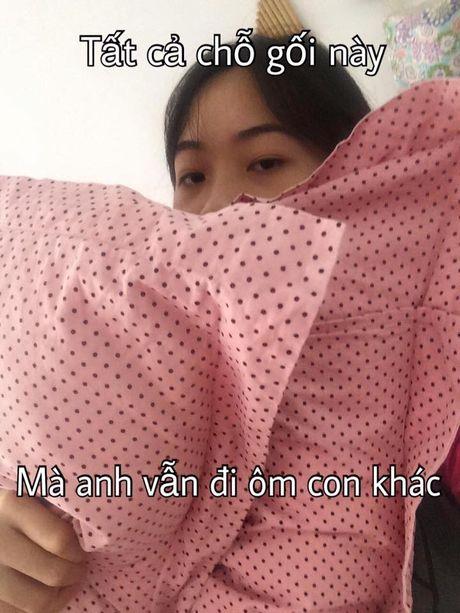 "Bo anh hot nhat MXH: Co gai co ""Tat ca"" van khong giu duoc nguoi yeu! - Anh 5"