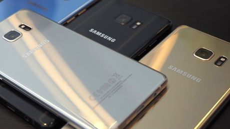 Samsung chi co mot dong smartphone cao cap vao nam 2017 - Anh 1