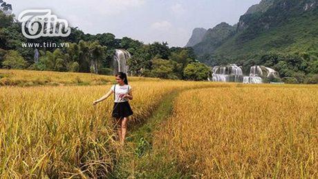 Chom lanh, len Cao Bang ngam sac xanh cua nuoc - Anh 6