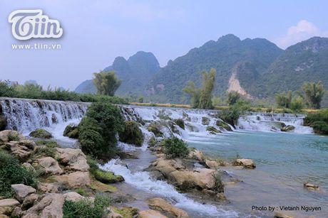 Chom lanh, len Cao Bang ngam sac xanh cua nuoc - Anh 8