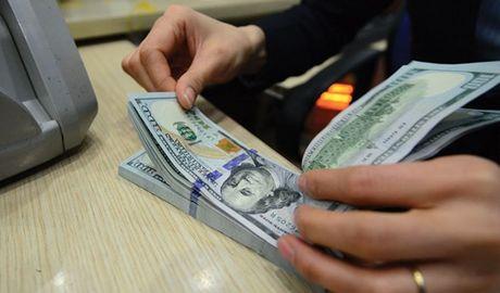 Nhieu ngan hang tang nhe gia mua – ban USD them 5 dong - Anh 1