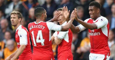 """Arsenal: """"Bay cao"""" cung bo tu tan cong ao dieu - Anh 1"""