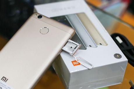 Tren tay dien thoai Xiaomi Redmi 3S - Anh 6