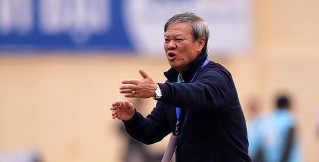 HLV Le Thuy Hai: U19 Viet Nam da bay qua; penalty la dung roi! - Anh 1