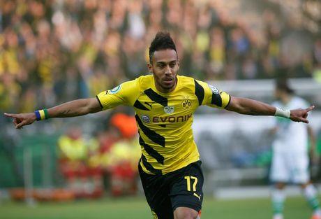 Dortmund xac nhan ban Aubameyang cho Real Madrid - Anh 1