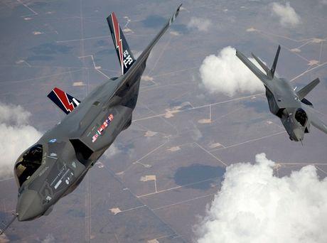 Na Uy dat hang them 12 tiem kich F-35 - Anh 1