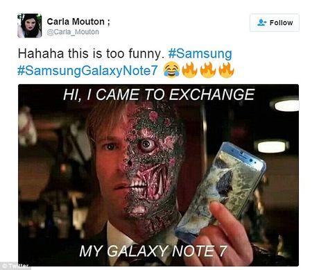 Scandal Samsung lan toi nha may rap pin cho Galaxy Note 7 o Viet Nam - Anh 18