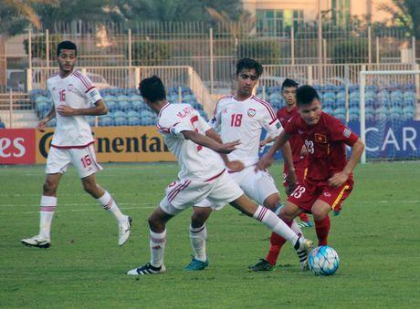 U19 Viet Nam: Sau dia chan la su khang dinh! - Anh 1
