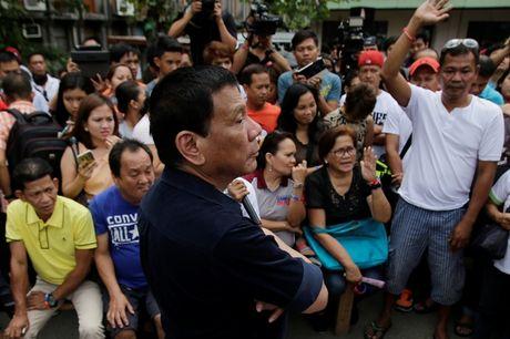 Philippines: Nguoi dan va Tong thong 'lac nhip' - Anh 1