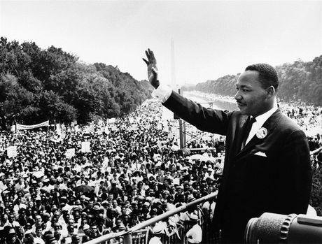 Bai dien van lam thay doi the gioi: 'Toi co mot giac mo' - Martin Luther King Jr. - Anh 1