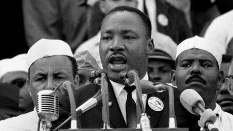 Bai dien van lam thay doi the gioi: 'Toi co mot giac mo' - Martin Luther King Jr. - Anh 3