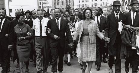 Bai dien van lam thay doi the gioi: 'Toi co mot giac mo' - Martin Luther King Jr. - Anh 4