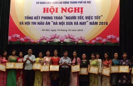 Phat huy guong dien hinh cua cong nhan vien chuc - Anh 1