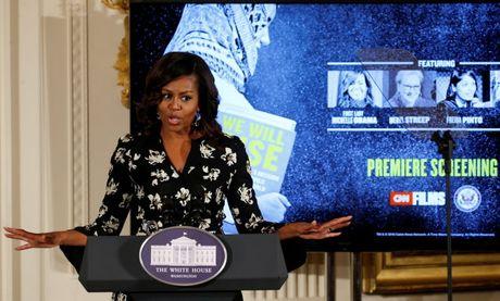 Ba Obama lam tong thong, tai sao khong? - Anh 1