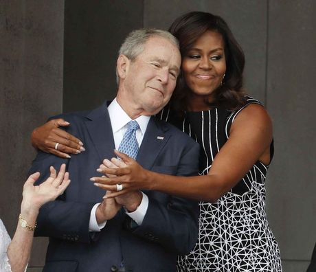 Ba Obama lam tong thong, tai sao khong? - Anh 3