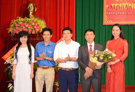 PGS.TS Luu Tien Hung giu chuc hieu truong Truong Cao dang Su pham Nghe An - Anh 3