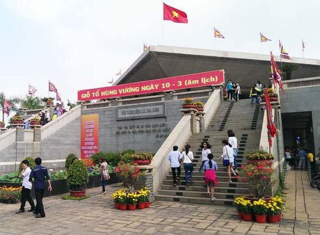 Thanh tra Ban Quan ly Khu cong vien Lich su - Van hoa dan toc - Anh 1