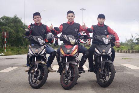Honda Winner 150 tiep tuc gay an tuong trong chang chinh phuc cuc Dong - Anh 12