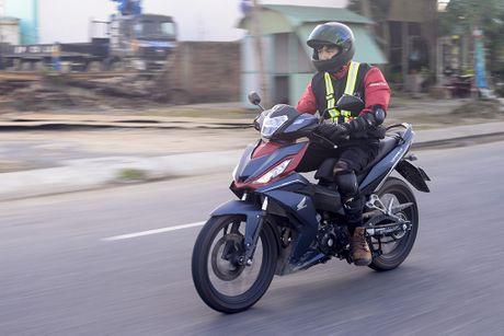 Honda Winner 150 tiep tuc gay an tuong trong chang chinh phuc cuc Dong - Anh 36