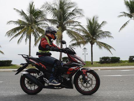 Honda Winner 150 tiep tuc gay an tuong trong chang chinh phuc cuc Dong - Anh 51