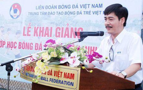 Nguyen quyen Giam doc TT dao tao bong da tre kien lanh dao VFF: Dat nhau ra toa - Anh 1
