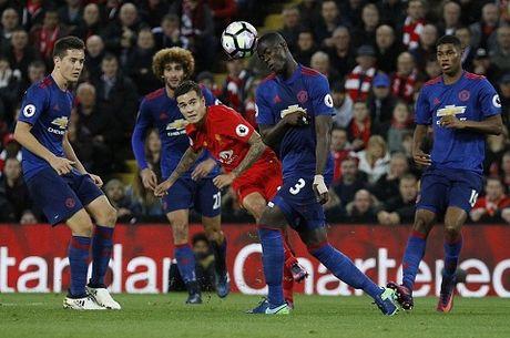 "HLV Mourinho: ""Chung toi da kiem soat ca Anfield"" - Anh 1"