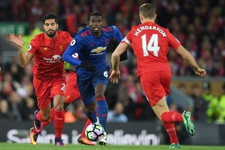 Nhung diem nhan sau tran derby day toan tinh giua M.U va Liverpool - Anh 1