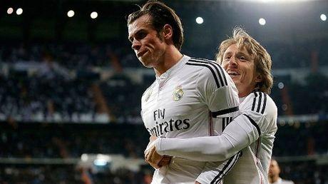 "Bale: ""Modric gioi hon Ronaldo"" - Anh 2"