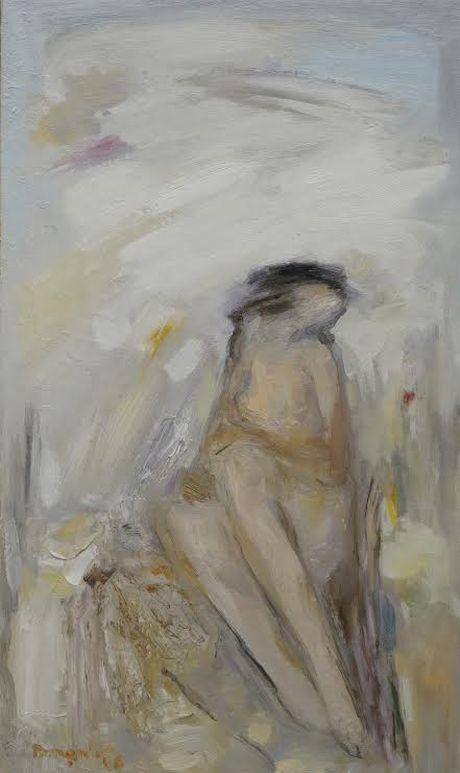 14 họa sĩ cùng trưng bày tranh nude