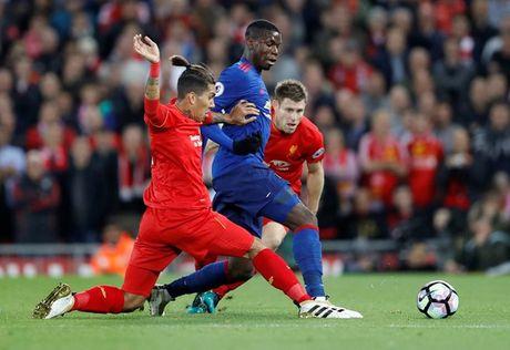 Man Utd rum ro phong ngu, Mourinho van cao giong sau tran hoa Liverpool - Anh 1