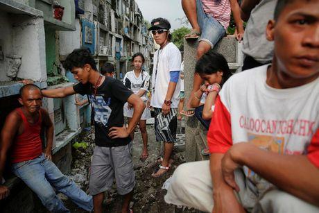 Chum anh: Noi dau phia sau chien dich chong ma tuy khien hon 3.000 nguoi chet tai Philippines - Anh 12