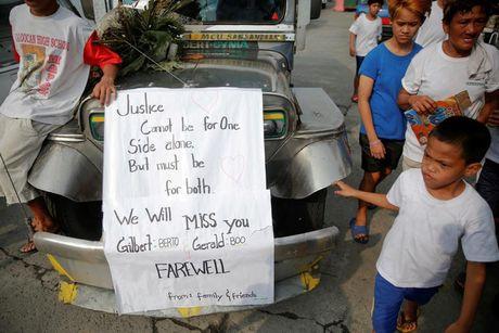 Chum anh: Noi dau phia sau chien dich chong ma tuy khien hon 3.000 nguoi chet tai Philippines - Anh 14