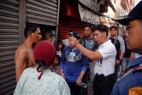Chum anh: Noi dau phia sau chien dich chong ma tuy khien hon 3.000 nguoi chet tai Philippines - Anh 19