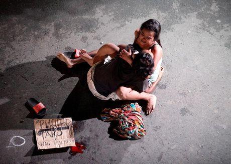 Chum anh: Noi dau phia sau chien dich chong ma tuy khien hon 3.000 nguoi chet tai Philippines - Anh 6