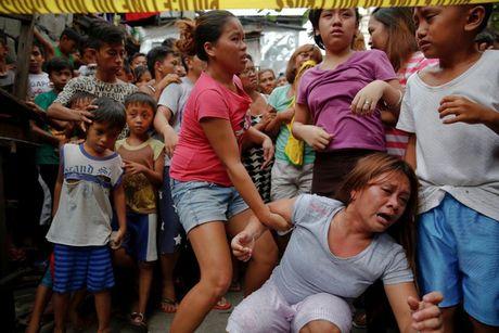 Chum anh: Noi dau phia sau chien dich chong ma tuy khien hon 3.000 nguoi chet tai Philippines - Anh 9